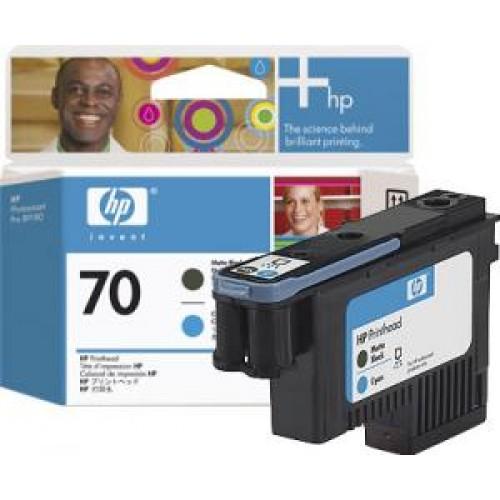 Головка C9404A (№70) HP DesignJet Z3100/Z3200 Matte Black and Cyan