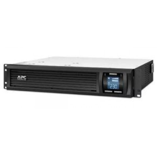 ИБП APC (SMC1000I-2U) Smart-UPS 1000VA/600W, 230V, USB Rack mountable