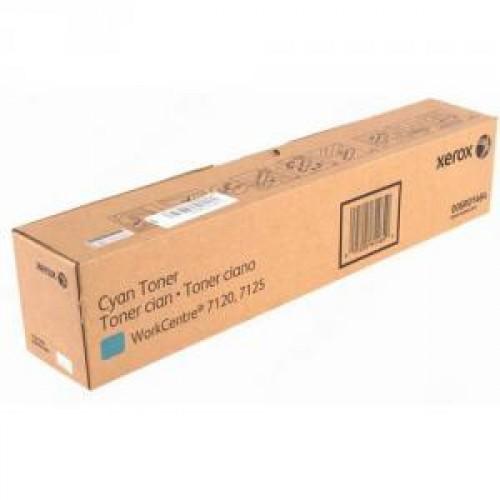 Тонер-картридж 006R01464 Xerox WC 7120 Cyan