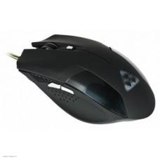 Манипулятор Oklick 765G черный оптическая (1600dpi) USB игровая (6but)