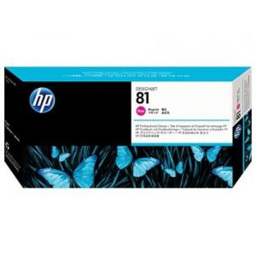 Головка C4952A (№81) HP DesignJet 5000 Magenta