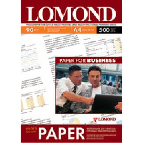 Бумага Lomond для струйной печати А4, 90 г/м2, 500 листов, матовая (0102131)