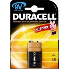 Батарея Duracell Basic 6LR61-1BL/6LF22-1BL 9V (1шт.уп.)