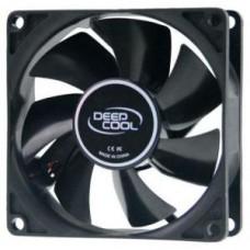 Вентилятор  80x80x25мм Deepcool XFAN 80 molex 20dB 1800rpm 82g RTL
