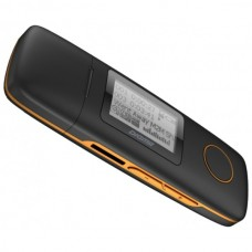 Плеер MP3 DIGMA U3 4GB black/orange 1.1