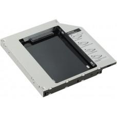 Шасси AgeStar SSMR2S для установки в SATA отсек оптического привода ноутбука