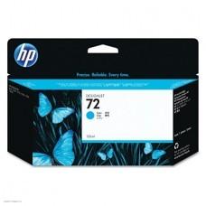 Картридж C9371A (№72) HP DesignJet T610/1000/1100/1120/1200/1300/2300, Cyan (Hi-Black)