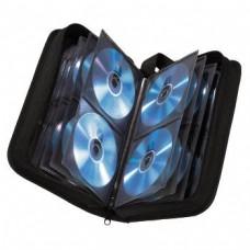 Портмоне Hama H-11616 для CD/DVD дисков, 64шт (черный)