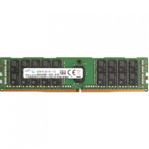 Модуль DDR4 RDIMM 32Gb (PC4-19200 2400MHz) Samsung ECC Reg 1.2V, (M393A4K40BB1-CRC0Q)