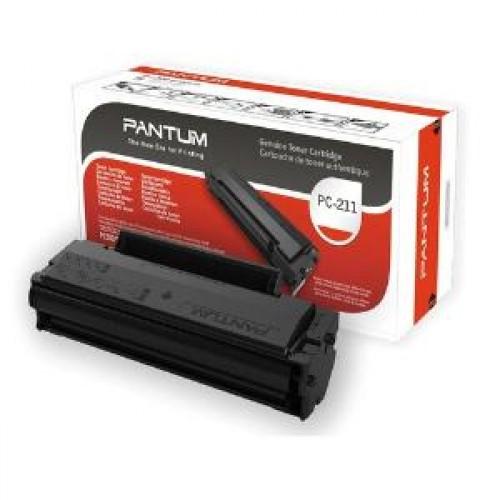 Картридж лазерный Pantum PC-211EV Black