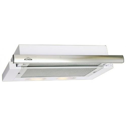 Вытяжка Elikor Интегра 60П-400-В2Л УХЛ 4.2 КВ II М-400-60-260 белый/дуб венге