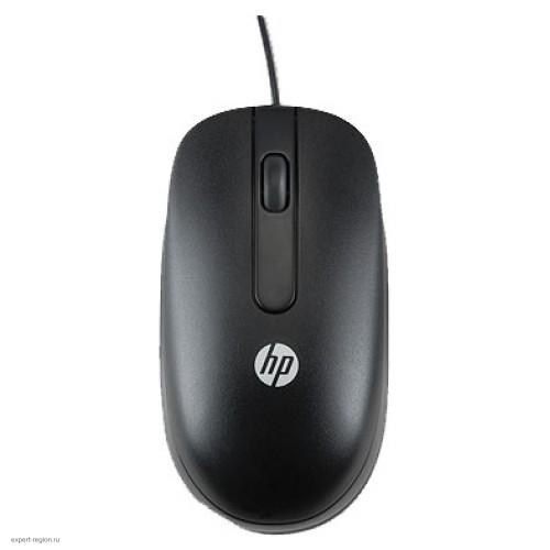 Мышь HP Optical Scroll, 800dp black оптическая светодиодная PS/2