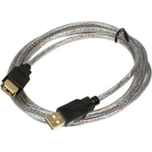 Кабель-удлинитель BURO USB2.0-AM-AF-S USB A (USB2.0-AM-AF-S)