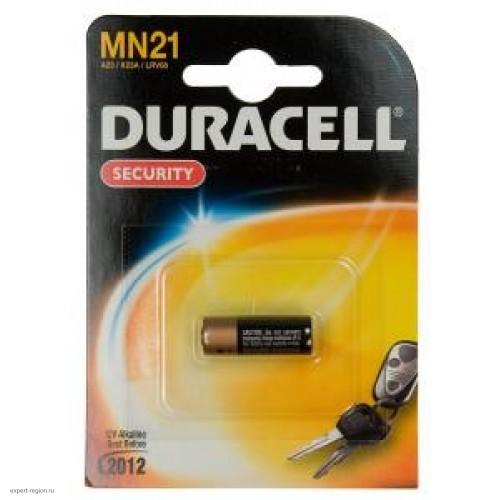 Батарейки щелочные Duracell MN21 B1