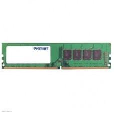 Модуль DIMM DDR4 SDRAM 4096Мb Patriot