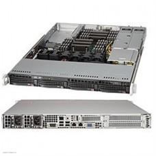 Серверная платформа SuperMicro 6018R-WTR