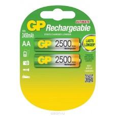 Аккумулятор GP AA (2100mAh) 210AAHC-UC2PET-G NiMH (2шт)
