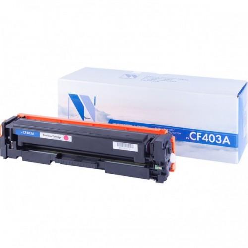 Картридж CF403A HP Laser Jet Pro M252, MFP M277, 1400 стр., пурпурный (НВ-принт)