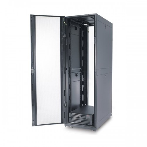 Шкаф APC NetShelter SX 42U 600mm Wide x 1070mm Deep Enclosure with Sides Black (AR3100)