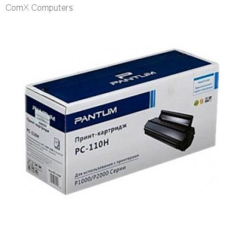 Картридж лазерный Pantum PC-110H Black