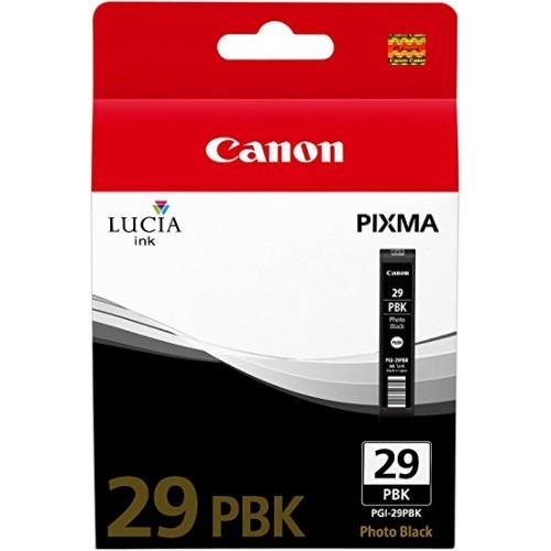 Картридж-чернильница PGI-29PBK Canon Pixma PRO-1 Photo Black (4869B001)