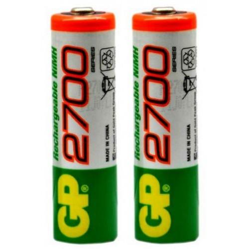 Аккумулятор GP AA (2300mAh) 230AAHC-2CR2 NiMH (2шт)