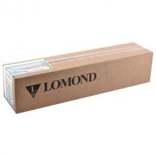 Бумага Lomond для струйной печати ролик 610 мм x 45м (А1+), 90 г/м2, матовая (1202111)