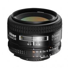 Объектив NIKON 50 mm f/1.4D AF Nikkor (JAA011DB)