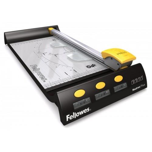 Резак Fellowes Neutron A4 Plus (FS-54101)