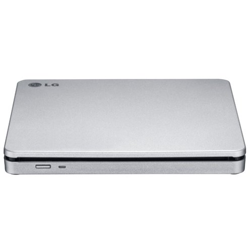 Привод DVD+/-RW LG GP70NS50 silver ultra slim