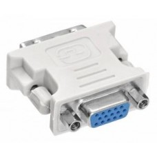Адаптер DVI BURO DVI-I (VGA-15F/DVI-I-PLUG)
