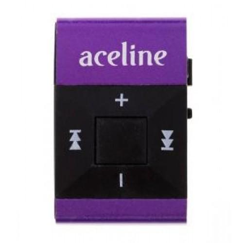 Плеер MP3 Aceline cube indigo
