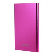 Портативный аккумулятор Activ Vitality 4500 mAh (pink)