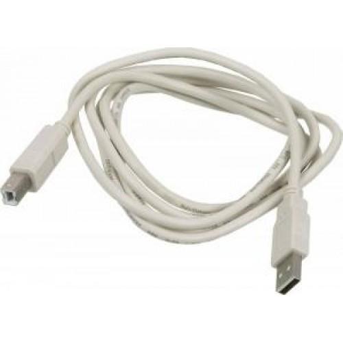 Кабель USB2.0 A(m) -> USB B(m) NINGBO 1.8м, блистер (USB2.0-AM-BM-BR)