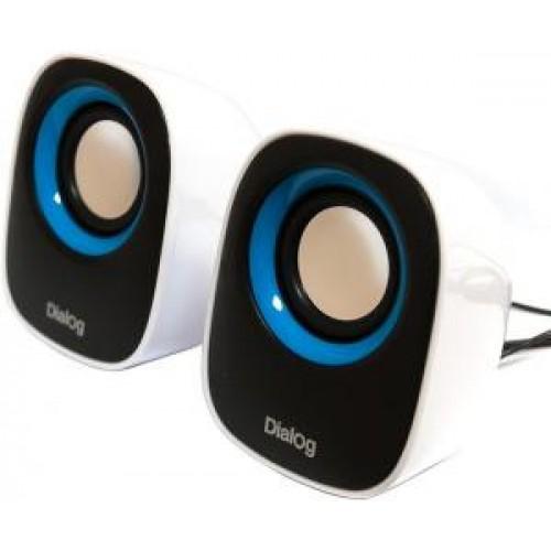 Акустическая система 2.0 Dialog Colibri AC-06UP