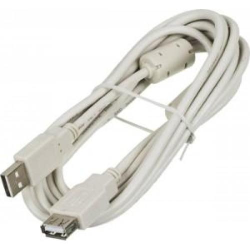 Кабель удлинитель USB2.0 Am-Af 5m NINGBO
