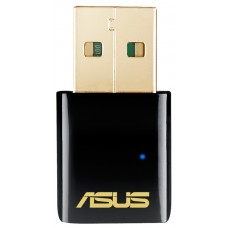 Адаптер сетевой Asus USB-AC51 Dual-band Wireless-AC600 USB Adapter