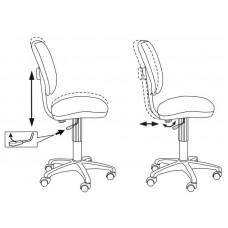 Кресло без подлокотников (CH-204NX/26-21)