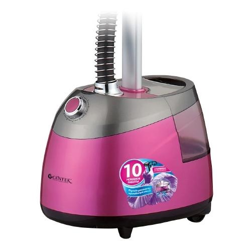 Отпариватель Centek CT-2379 розовый
