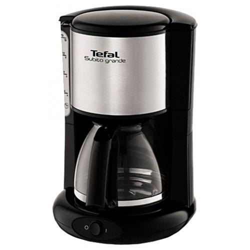 Кофеварка Tefal CM361838 черный