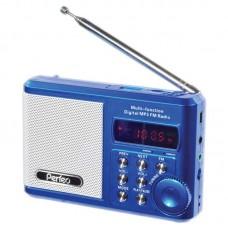 Радиоприемник Perfeo Dual Band Sound Ranger PF-SV922BLU