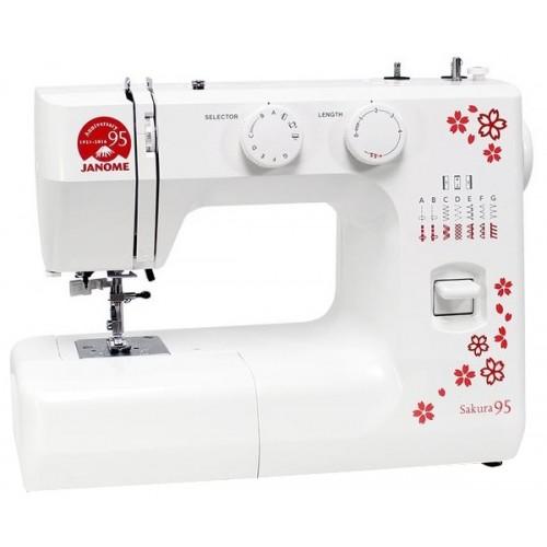 Швейная машина Janome Sakura-95