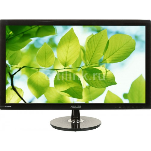 "Монитор TFT 27"" Asus VS278H black LED"
