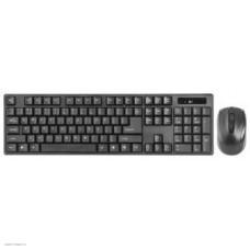 Клавиатура + мышь Defender C-915, Wireless, USB, черный (45915)