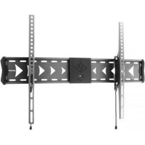 "Кронштейн для Телевизоров (37-63"" до 25 кг) Kromax FLAT-2. настенный, 1 ст вободы, Black"