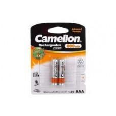 Аккумулятор Camelion AAA-900mAh Ni-Mh BL-2