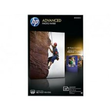 Фотобумага Hewlett-Packard 10x15см, 250 г/м2, 25 листов (Q8691A)