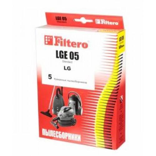 Пылесборник Filtero LGE 01 (5) Standart для пылесосов LG