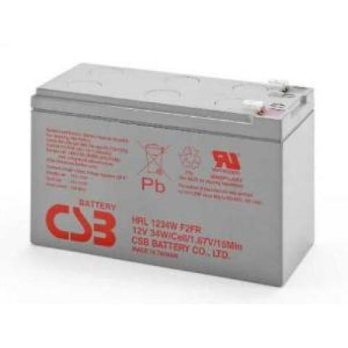 Аккумулятор 12V  9Ah CSB HRL1234W