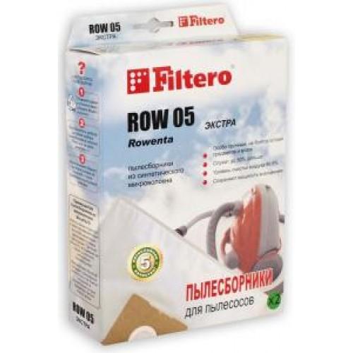 Пылесборник Filtero ROW 05 (2) Экстра (пятислойные)